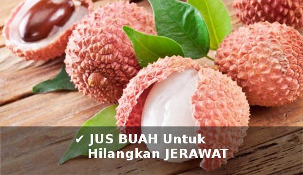 jus buah untuk menghilangkan jerawat secara alami dengan cepat dan ampuh