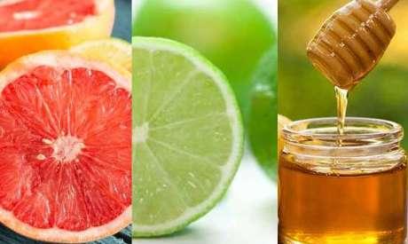 Jus Lemon Grapefruit Untuk Menyembuhkan Jerawat Secara Alami