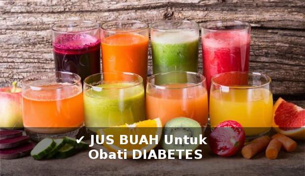 aneka jus buah untuk mengobati diabetes secara alami paling manjur