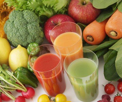 Jus Buah Dan Sayuran Yang Baik Untuk Bopeng Bekas Jerawat Berlubang