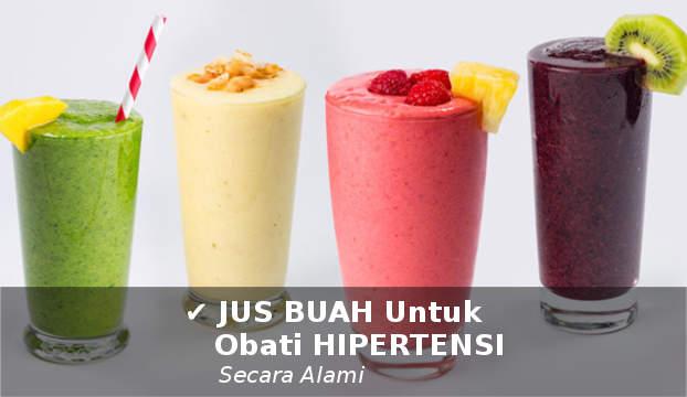 jus buah untuk mengobati hipertensi secara alami