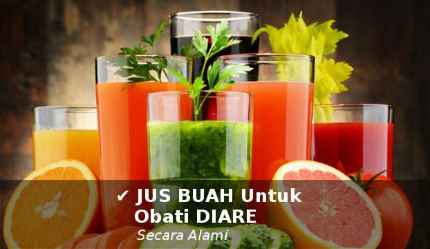 resep jus buah untuk mengobati diare secara alami paling cepat stop