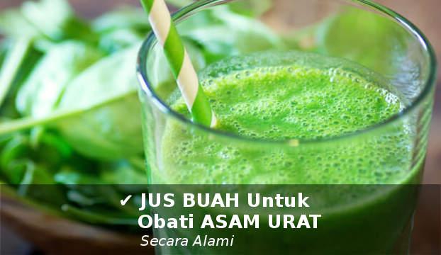 sayur dan buah untuk mengobati asam urat secara alami