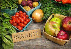 mengecilkan perut buncit dengan cepat, makanak organik tinggi serat