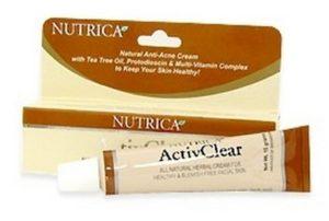 Activ Clear Nutrica 15gr Obat Apotik Menghilangkan Bekas Jerawat