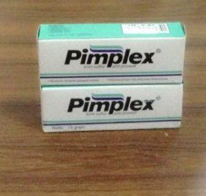 Pimplex Krim Sulfur Anti Jerawat Untuk Menghilangkan Noda Bekas Jerawat