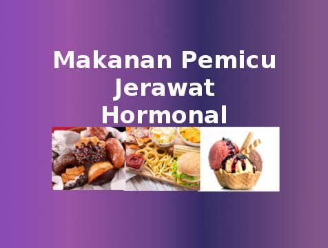 5 Makanan Pemicu Jerawat Hormonal
