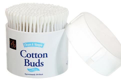 cotton bud untuk bayi new born