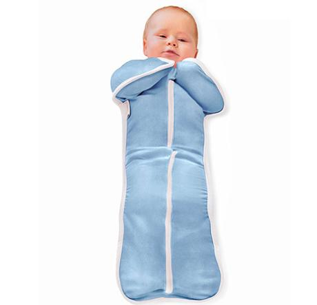 jenis kain bedong bayi baru lahir model sleep bag berlengan