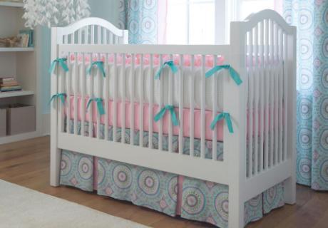 tempat tidur bayi untuk persiapan bayi yang baru lahir