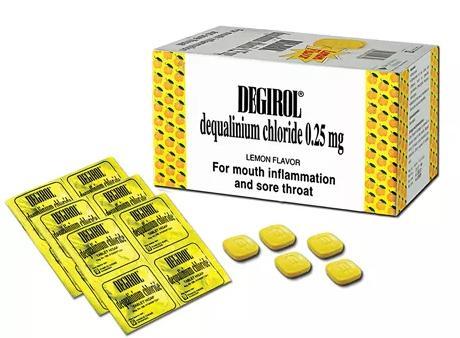 Obat Apotik Untuk Radang Tenggorokan Degirol