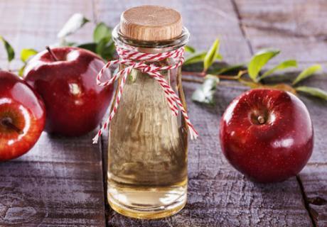 cuka apel untuk meredaakan sakit tenggorokan dengan cepat