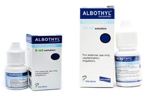 foto albothyl, obat albothyl yang dilarang BPOM