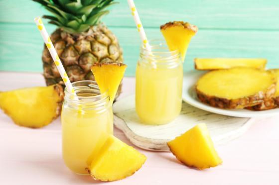 jus nanas yang baik untuk kesehatan