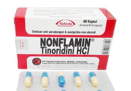 obat generik untuk amandel di apotik nonflamin