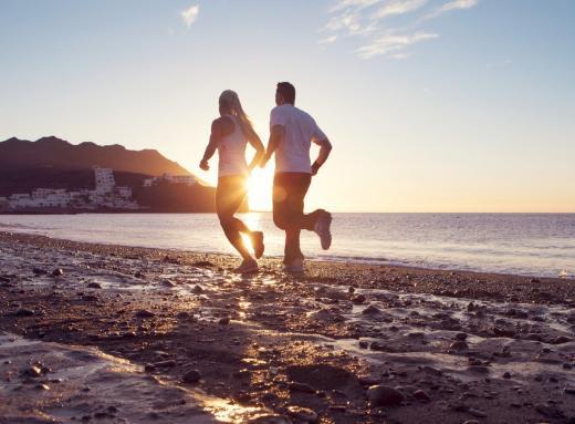 olahraga di pagi hari baik untuk menurunkan hormon penyebab jerawat yang tinggi