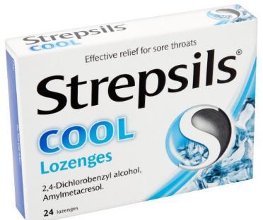 strepsil cools pelega sakit tenggorokan yang bikin segar dan dingin