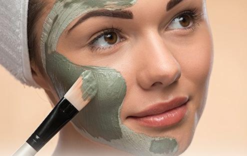 Masker lumpur bentonite bentonite clay untuk menghilangkan komedo secara alami dan permanen