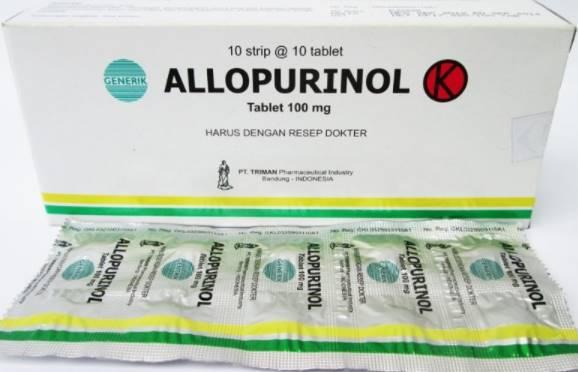 allupurinol berno obat asam urat apotik yang bagus