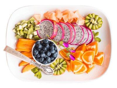 makanan tinggi serat menu sehat untuk sahur dan buka puasa