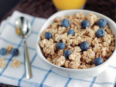 oatmeal sumber karbohidrat sehat saat puasa