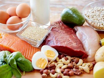 sumber protein yang baik menu diet untuk sahur saat puasa