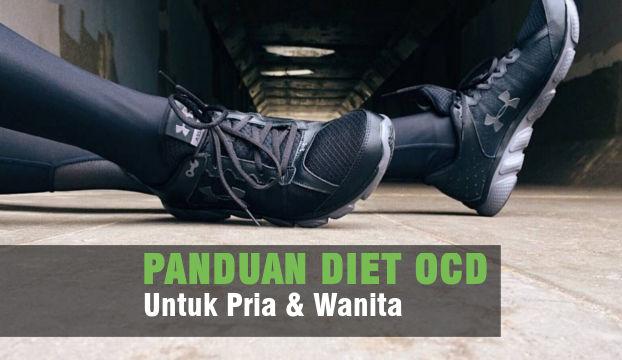 panduan diet ocd untuk pria dan wanita lengkap