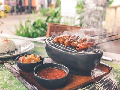 pantangan amandel makanan yang terlalu panas