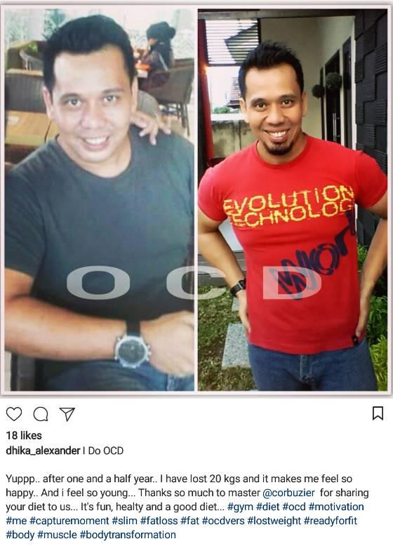 testimoni diet ocd 4