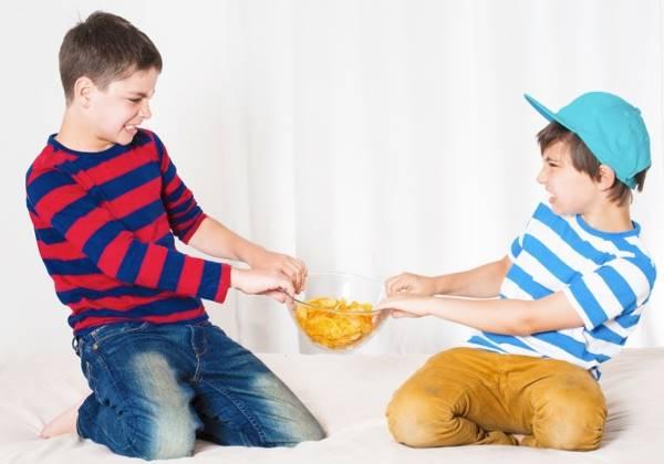 cara mengatasi pertengkaran kakak adan adik