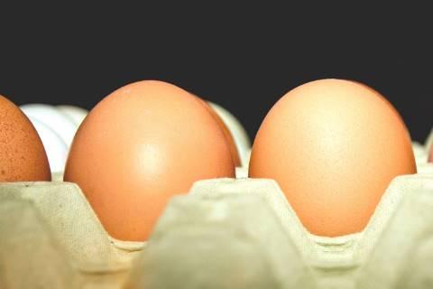 putih telur untuk mengatasi rambut kering dan bercabang secara alami