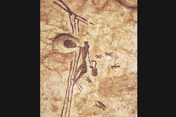 Kapan Manusia Pertama Kali Memanfaatkan Madu? Lukisan di Dinding Gua Ini Telah Mengungkapnya
