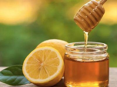 madu dan lemon untuk bibir kering dan pecah pecah
