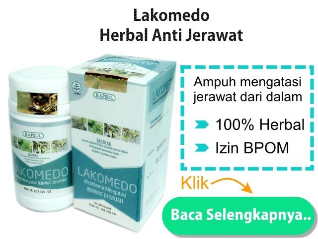 Beli Lakomedo Herbal Kapsul Anti Jerawat 1