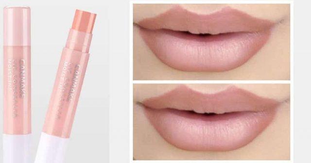 IDA Laboratories Canmake Lip Concealer Moist Baby Pink
