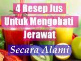 4 Resep Jus Untuk Obati Jerawat Secara Alami